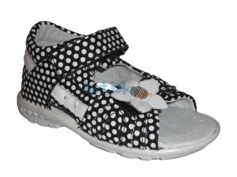 Zvětšit Kornecki 3969 CZARNY, dětské letní sandály