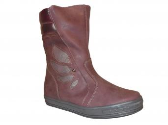 Zvětšit Kornecki 4821 LILA, dívčí zimní obuv