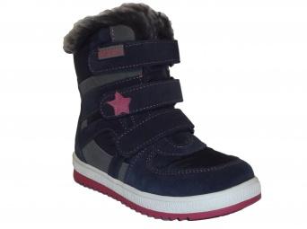 Zvětšit Protetika - Peny navy, 02 dívčí zimní obuv