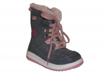 Zvětšit Protetika - Bory grey, dívčí zimní obuv