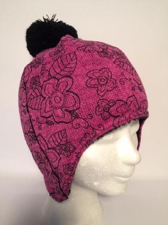 Zvětšit RDX čepice 3455, 00 dívčí zimní čepice