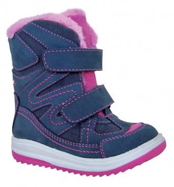 Zvětšit Protetika - Fari denim, zimní obuv