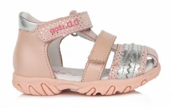 Zvětšit D.D.STEP - AC625-716B pink, letní boty
