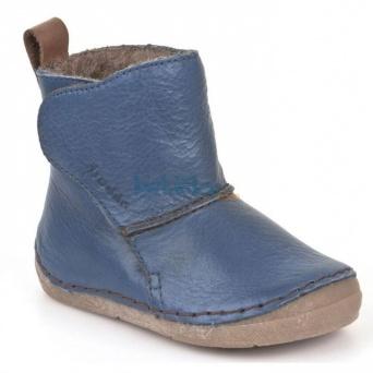 Zvětšit Froddo G2160040-1 denim, 01 dětská vyteplená obuv