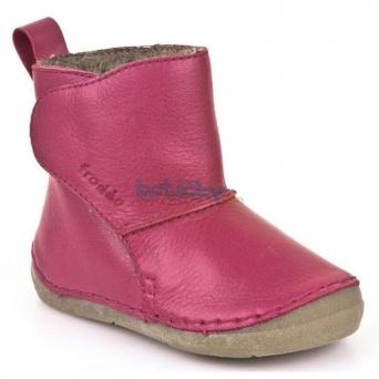 Zvětšit Froddo G2160040-8 fuchsia, 01 dětská vyteplená obuv