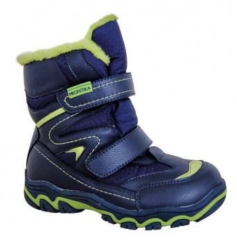Zvětšit Protetika - Garnet navy, zimní obuv s membránou