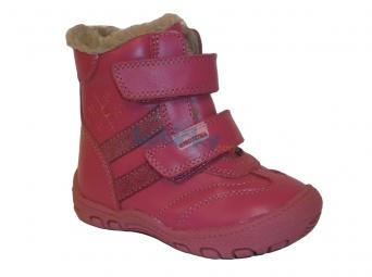 Zvětšit Protetika - Gigi fuxia, dívčí zimní obuv