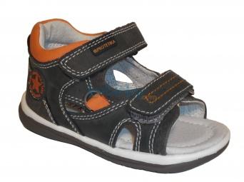 Zvětšit Protetika - Gil orange, chlapecké letní boty