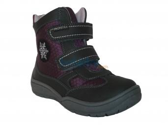 Zvětšit Protetika - Gorka grey, 00 dívčí zimní obuv