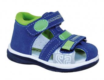 Zvětšit Protetika - Hektor navy, letní boty