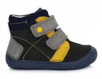 Zvětšit D.D.Step - A063-121M Black, celoroční obuv barefoot