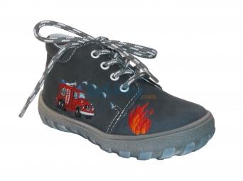 Zvětšit Jonap J022/M hasič, dětská celoroční obuv