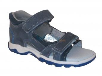 Zvětšit Jonap - J038/M modrá, 01 chlapecké letní boty