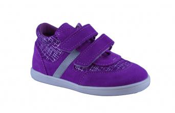 Zvětšit Jonap J051/S/V light fialová devon, dětská celoroční obuv
