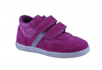 Zvětšit Jonap J051/S/V light růžová třpyt, dětská celoroční obuv