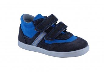 Zvětšit Jonap J051/S/V light šedá/tyrkys, dětská celoroční obuv