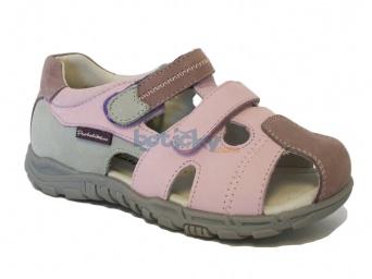 Zvětšit Protetika - Karl fialová, dívčí sandály