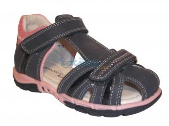 Zvětšit Protetika - Karmen navy, letní boty