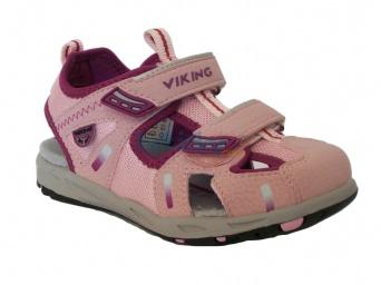 Zvětšit Viking 3-43700-0-917, dívčí sandálka