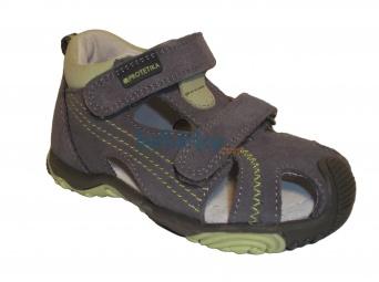 Zvětšit Protetika - Laris grey, chlapecké letní boty