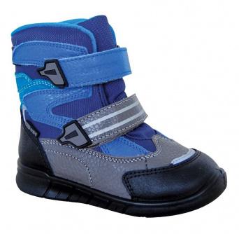 Zvětšit Protetika - Maron blue, 01 zimní obuv s membránou