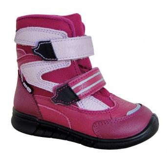 Zvětšit Protetika - Maron fuxia, 01 zimní obuv s membránou