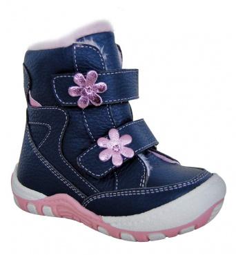 Zvětšit Protetika - Mira navy, zimní obuv