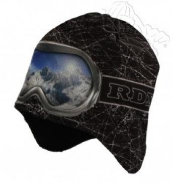 Zvětšit RDX čepice 3550 černá, chlapecká zimní čepice