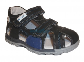 Zvětšit Protetika - Neal blue, letní boty
