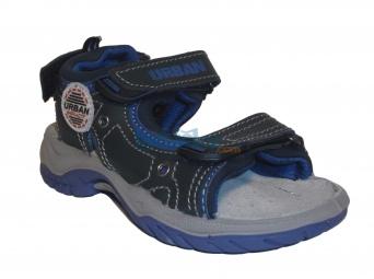 Zvětšit Orion - NT40716 modré, 00 chlapecké sandále