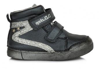 Zvětšit D.D.Step - A068-174LBlack, dívčí celoroční obuv