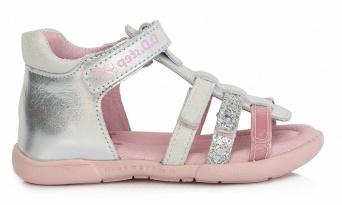 Zvětšit D.D.STEP - AC048-790B silver, letní boty