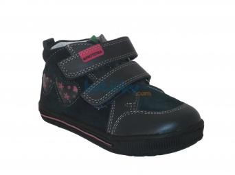 Zvětšit Protetika - Samira navy, dívčí obuv