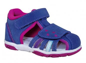 Zvětšit Protetika - Sandra navy, letní boty