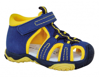 Zvětšit Protetika - Sid yellow, letní boty