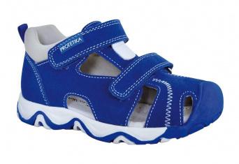 Zvětšit Protetika - Sparky blue, letní boty
