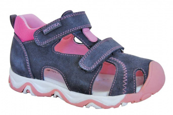 Zvětšit Protetika - Sparky pink, letní boty