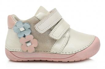 Zvětšit D.D.Step - 070-506 white, celoroční obuv bare feet