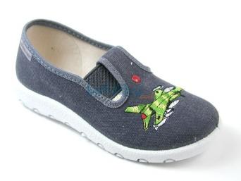 Zvětšit Kornecki Symon, dětská textilní obuv