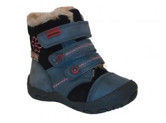Zvětšit Protetika - Tito black, dětská zimní obuv