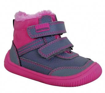 Zvětšit Protetika - Tyrel fuxia, 01 zimní obuv barefoot