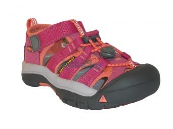 Zvětšit Keen Newport H2, very berry/fusion dětská obuv
