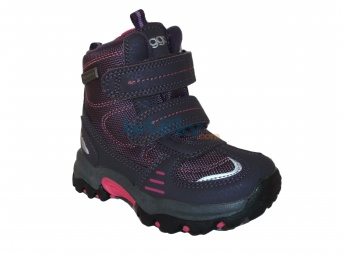 Zvětšit Bugga B00045-06, zimní obuv s membránou