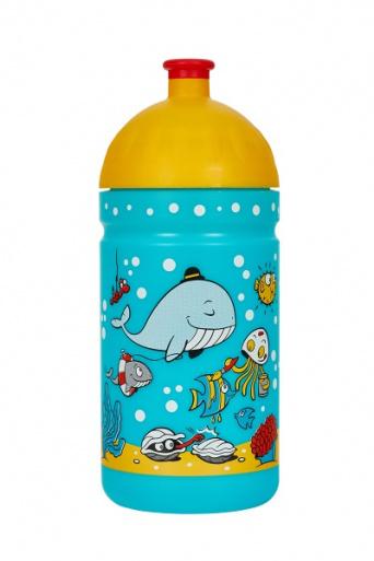 Zvětšit Zdravá láhev Mořský svět 0,5l