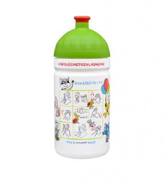 Zvětšit Zdravá lahev Mýval 0,5l