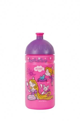 Zvětšit Zdravá láhev Svět princezen 0,5l