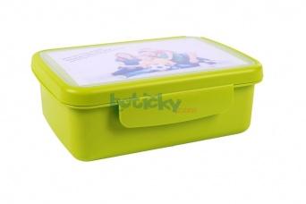 Zvětšit Zdravá sváča komplet box zelená 382