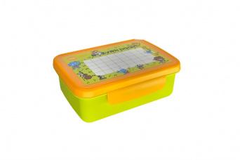 Zvětšit Zdravá sváča komplet box zelená/žlutá