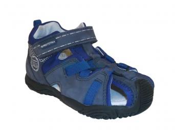 Zvětšit Protetika - Zenaro navy, dětské sandály