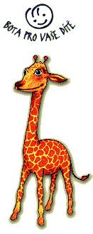 certifikát žirafa